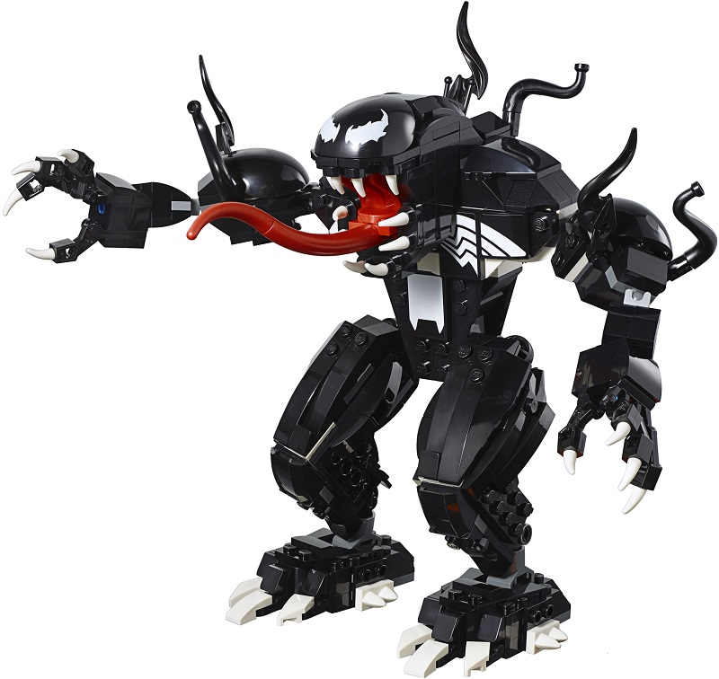 76115 Venom Build - 2019 LEGO Spider-Man Sets