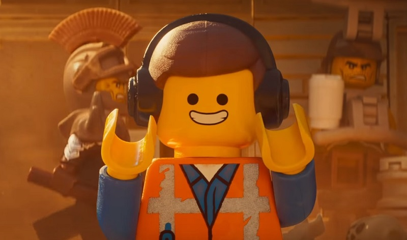 Emmet Brickowski - The LEGO Movie 2 Minifigures Series Character Rumour