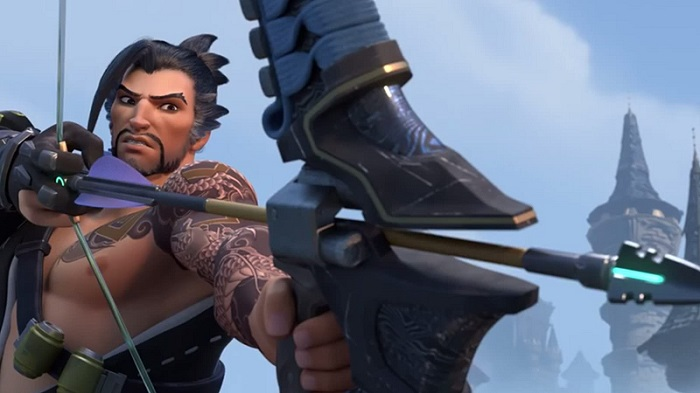 Hanzo In-Game Costume