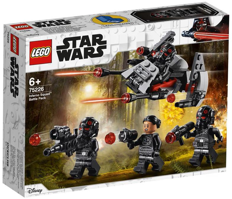 LEGO 75226 Inferno Squad Battle Pack Box Front Cover