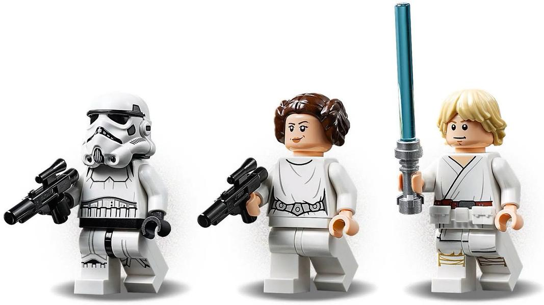 LEGO 75229 Death Star Escape Minifigures