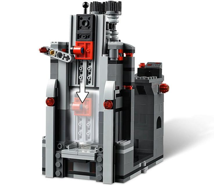 LEGO 75229 Death Star Escape Playable Functions