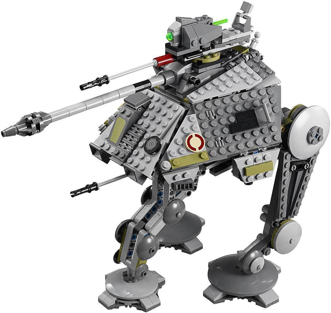 LEGO 75234 AT-AP Walker Build 2