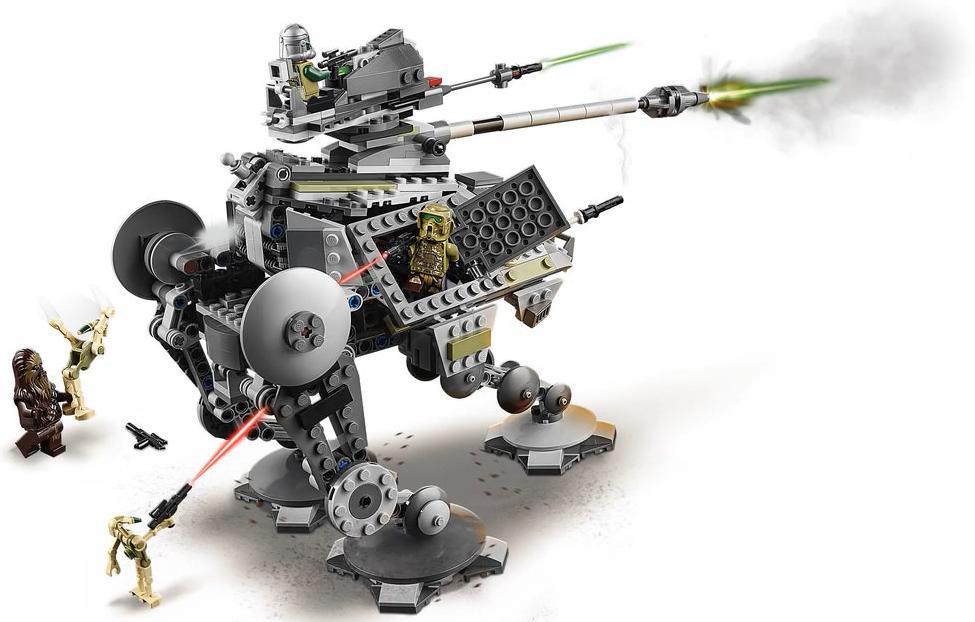 LEGO 75234 AT-AP Walker Build 3