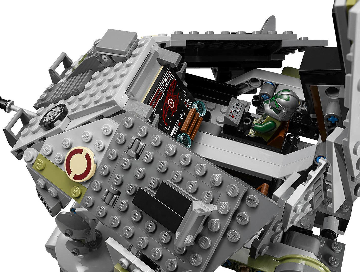 LEGO 75234 AT-AP Walker Interior 2
