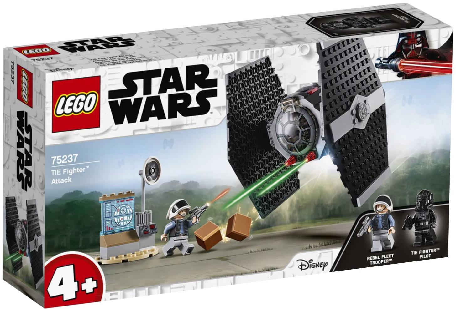 LEGO 75237 TIE Fighter Attack Box Front Cover