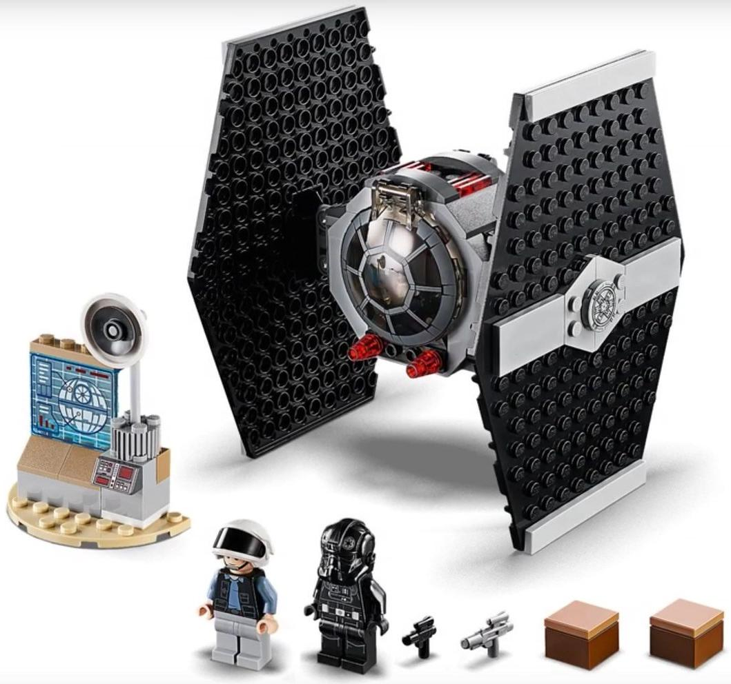 LEGO 75237 TIE Fighter Attack Set Contents 2