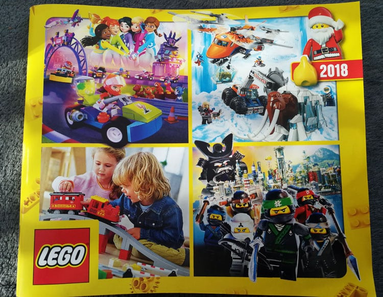 LEGO Christmas Catalogue 2018 by Promobricks