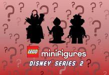 LEGO Disney 2 Minifigures Series 71024