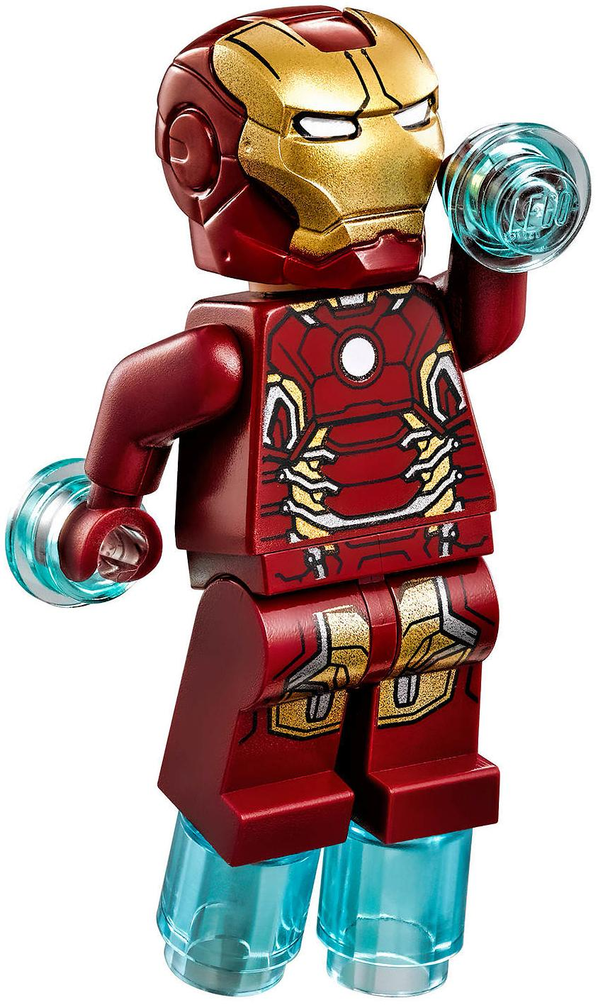 LEGO Iron Man Mark 43 Suit Armor Minifigure