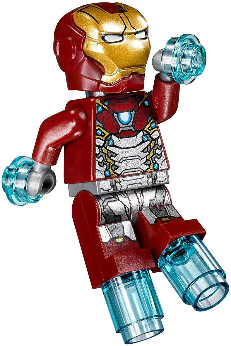 LEGO Iron Man Mark 47 Suit Armor Minifigure