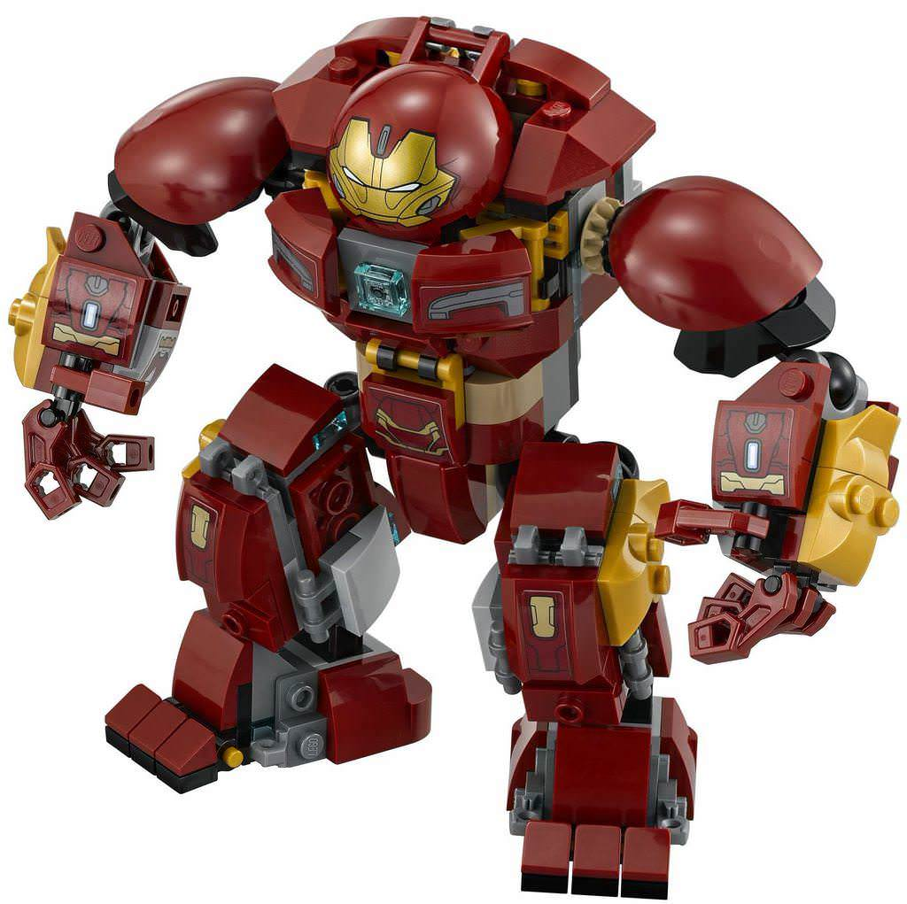 LEGO Iron Man Mark 49 Hulkbuster 2 Suit Armor Figure