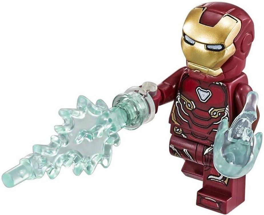 LEGO Iron Man Mark 50 Bleeding Edge Armor Suit Armor Minifigure