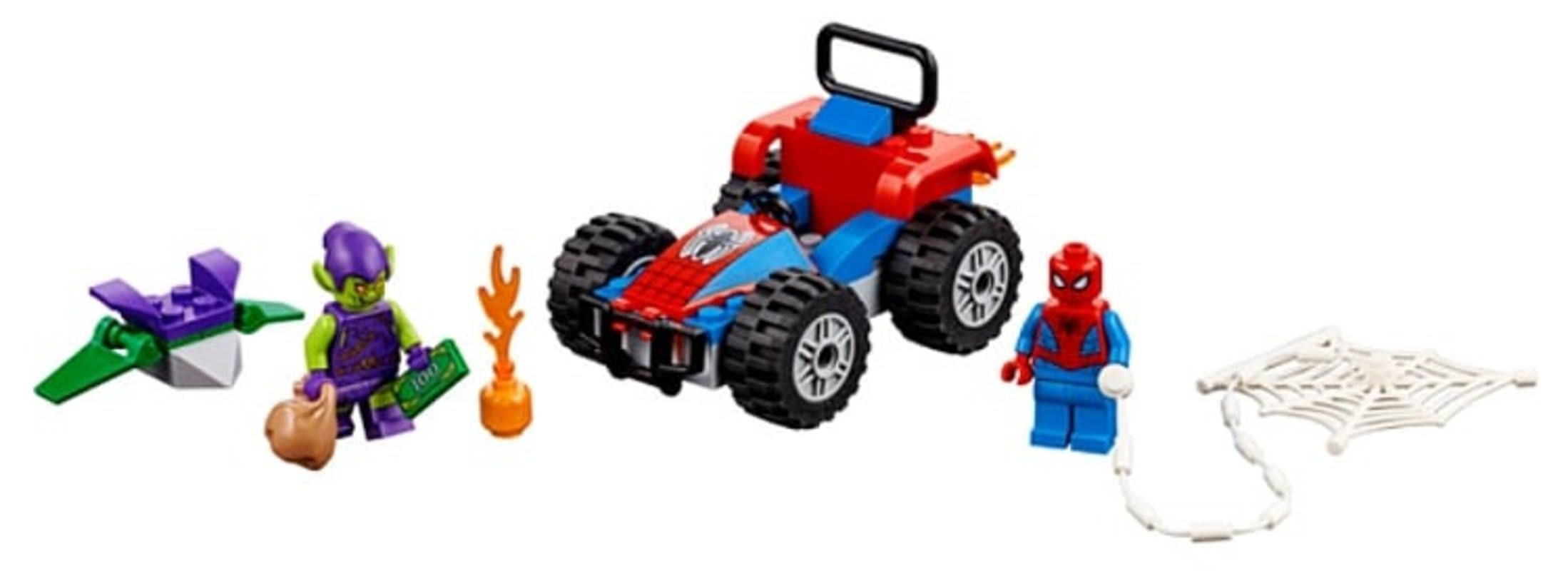 LEGO Juniors Spider-Man Car Chase
