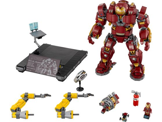 Lego Marvel Sets Brick Pals
