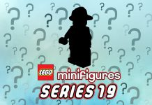 LEGO Minifigures Series 19 Rumours 2019