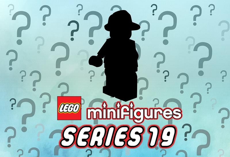 LEGO Minifigures Series 19 71025 Rumours 2019