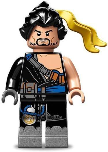 LEGO Overwatch Hanzo Minifigure
