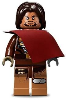 LEGO Overwatch McCree Hair Piece (Without Hat) Minifigure