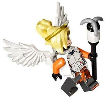 LEGO Overwatch Mercy Minifigure