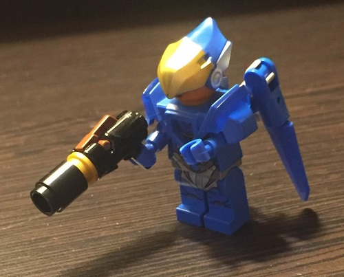 LEGO Overwatch Pharah Minifigure
