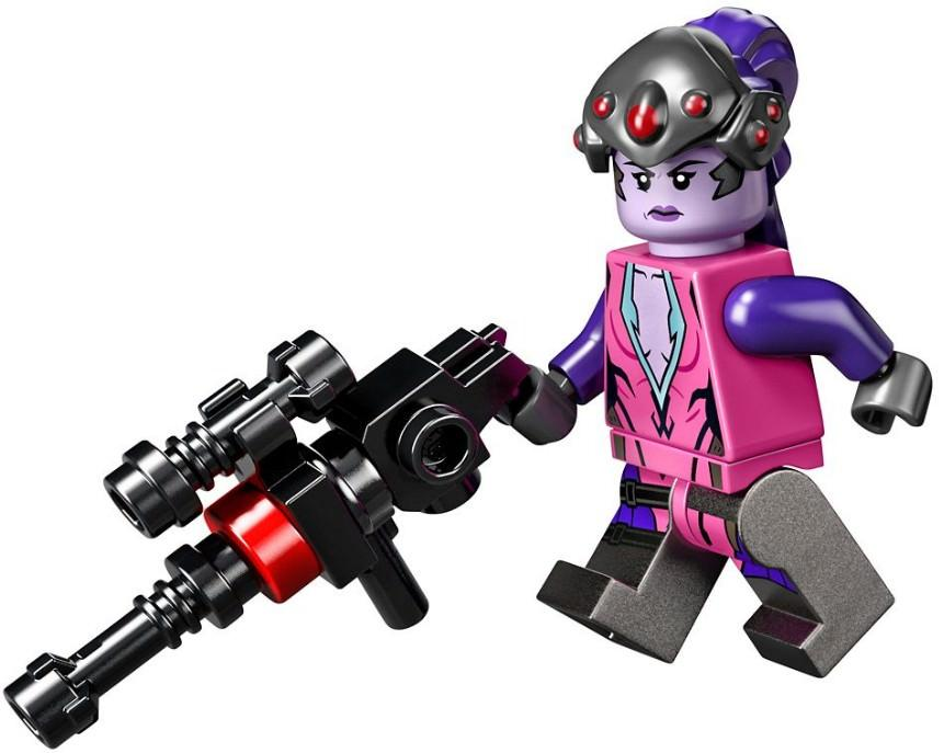 LEGO Overwatch Widowmaker Minifigure