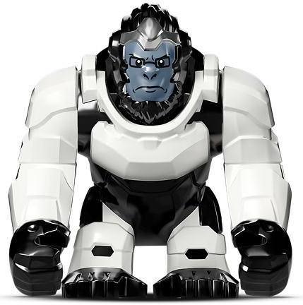 LEGO Overwatch Winston Bigfig
