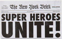 LEGO Super Heroes Comic Con Exclusive Batman Giveaway