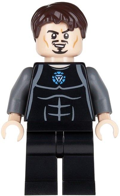 LEGO Tony Stark Minifigure
