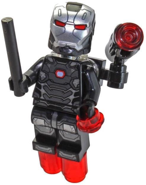 LEGO War Machine Mark III Suit Armor Minifigure
