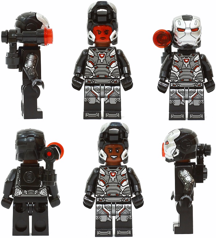LEGO Iron Man Suits, Armors and Minifigures Guide - Brick Pals