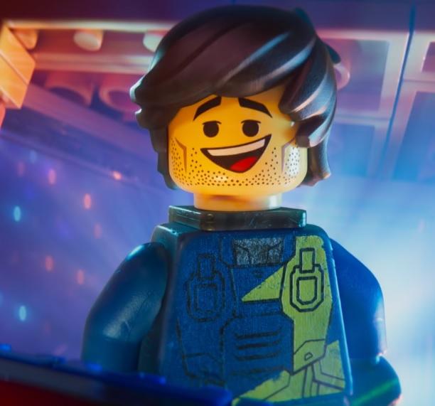 Rex Dangervest - The LEGO Movie 2