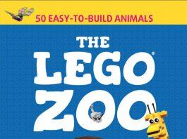 LEGO Zoo Book Cover