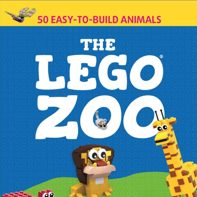 LEGO Zoo Book Cover