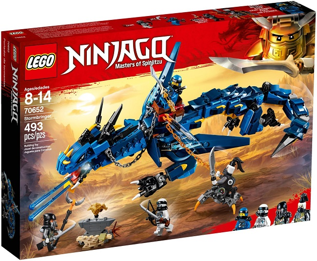 70652 Stormbringer - Best LEGO Sets Between 30 & 50 USD