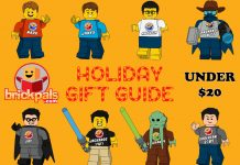 Brick Pals Holiday Gift Guide Under 20
