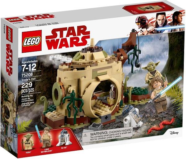 LEGO 75208 Yoda's Hut - Best LEGO Sets Between 20 & 30 USD