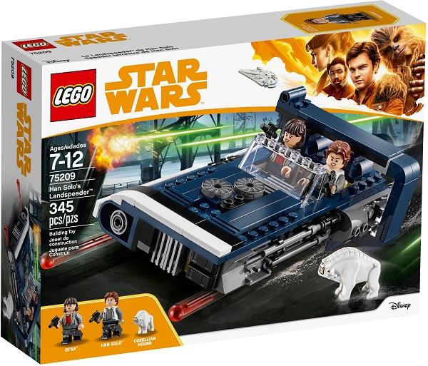LEGO 75209 Han Solo's Landspeeder - Best LEGO Sets Between 20 & 30 USD
