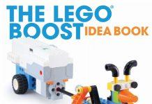 The LEGO Boost Idea Book Cover