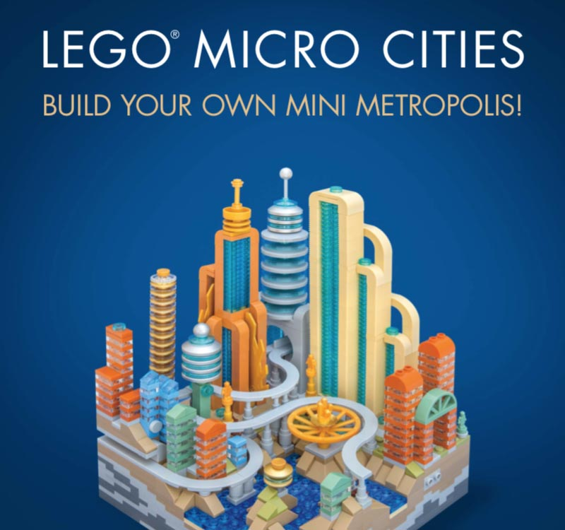 LEGO Micro Cities Cover