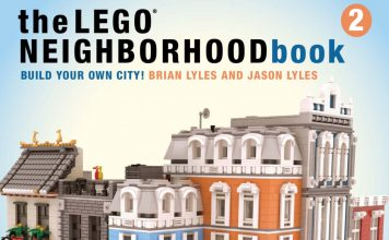 LEGO Neighbourhood Book 2 Cover