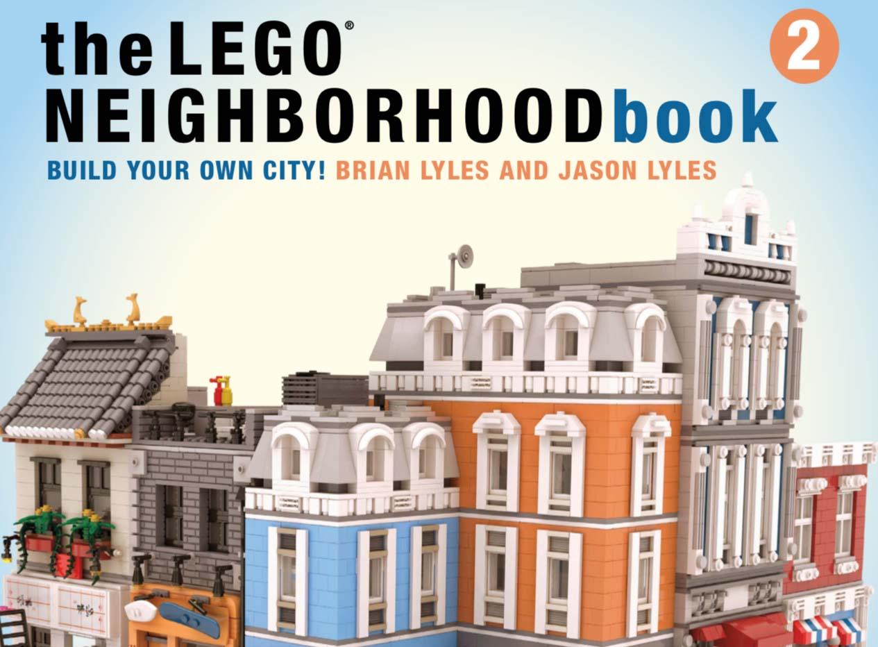 Review The Lego Neighborhood Book 2 Brick Pals