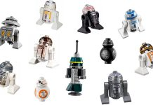 A History of LEGO Star Wars Astromech Droids