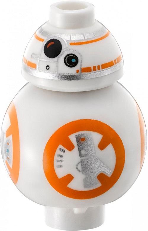 BB-8 - LEGO Star Wars Astromech Droid