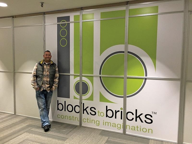 Blocks to Bricks Constructing Imagination