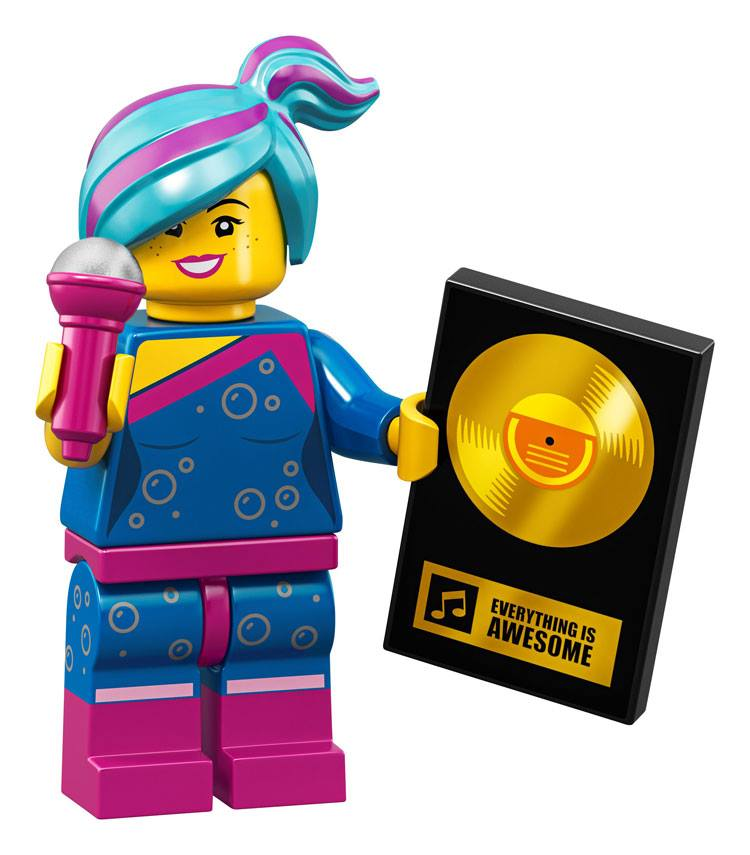 Disco Lucy - The LEGO Movie 2 Minifigures Series CMF Character