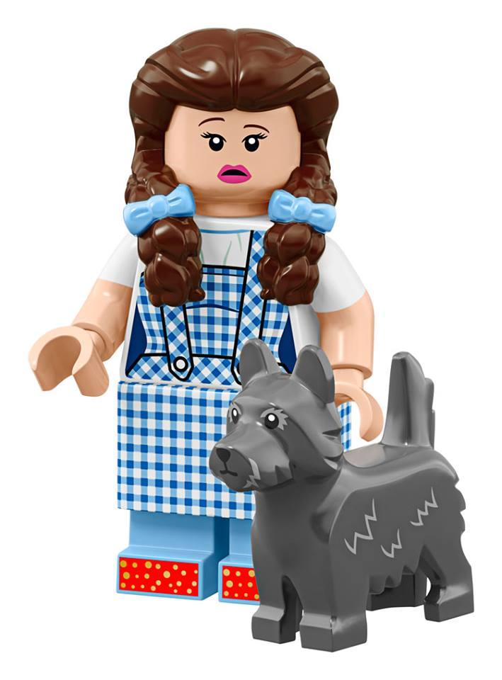 Dorothy - The LEGO Movie 2 Minifigures Series CMF Character