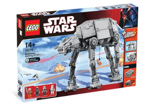 LEGO 10178 Motorized Walking AT-AT - Best LEGO Star Wars Sets