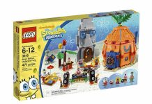 LEGO 3818 Bikini Bottom Undersea Party - SpongeBob Squarepants Set