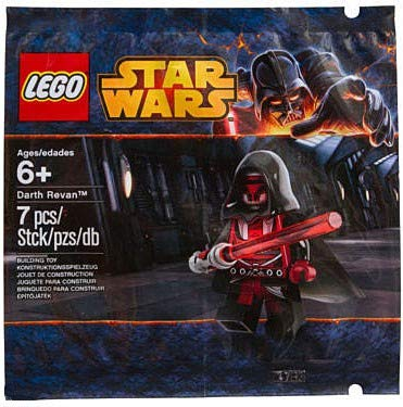 LEGO 5002123 Darth Revan - Best LEGO Star Wars Sets